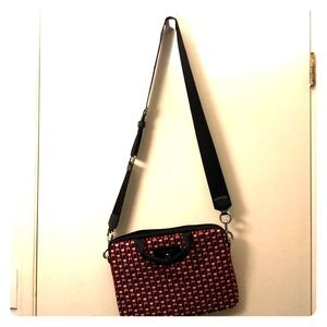 Marc Jacobs Logo Scream Commuter Case 13""